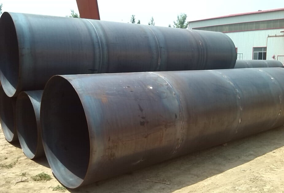 丁字焊缝管